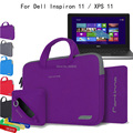 4in1 Laptop Bag 11.6 inch Notebook Bag Sleeve Case for Dell Inspiron 11 inch Cover Computer Bag, Free Mouse Pad, Accessary Pouch
