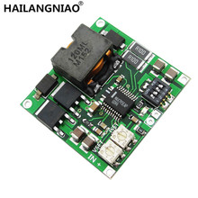 Nova max745 4.2 4.35 v 1 4 pacotes de bateria de lítio placa de carregamento tensão atual ajustar