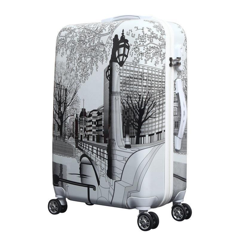 2024inch colorful travel wheels fashion malas de viagem com rodinhas trolley suitcase koffer valiz maletas carry on luggage