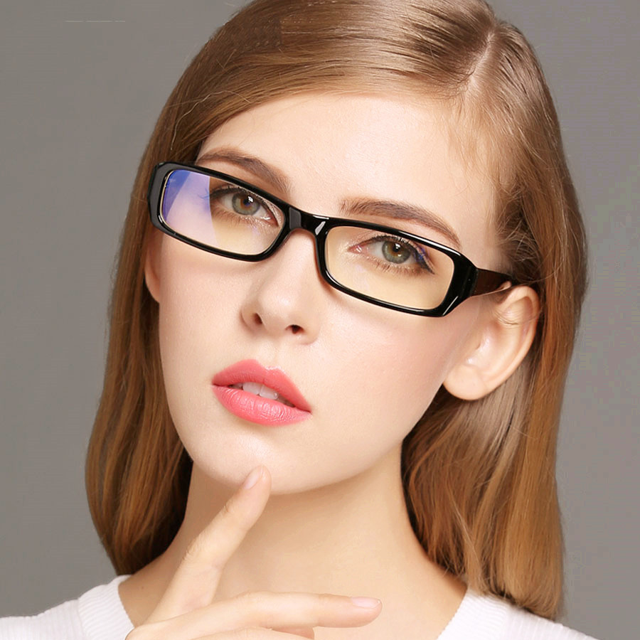 anti blue light radiation computer glasses women fashion coating clear lens glasses frames protective eyeglasses men