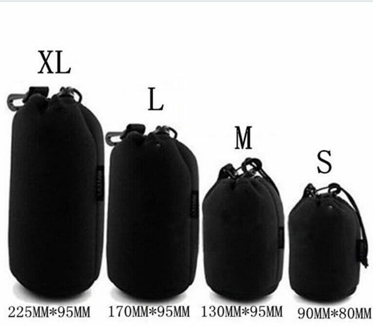 lens case  4 pcs Size XL L M S...