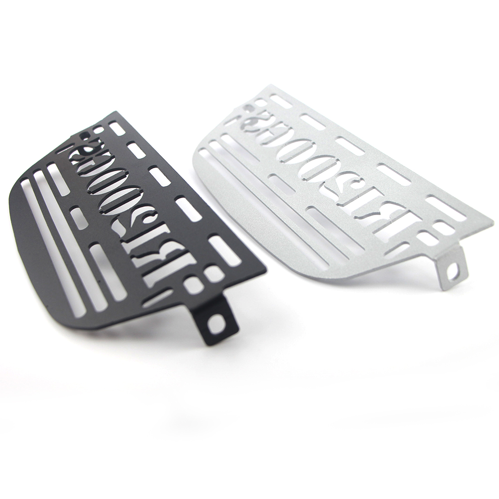 For <font><b>BMW</b></font> <font><b>R1200GS</b></font> R 1200 GS Motorcycle Aluminium Oil Cooler Guard Cover Protector Sliver Black 2006 2007 <font><b>2008</b></font> 2009 2010 2011 2012 image
