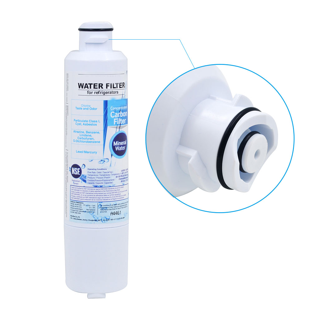 buy hot sale water filter for samsung da29 00020b aqua pure plus activated carbon replacement water filter 2 pcslot from - Da2900020b