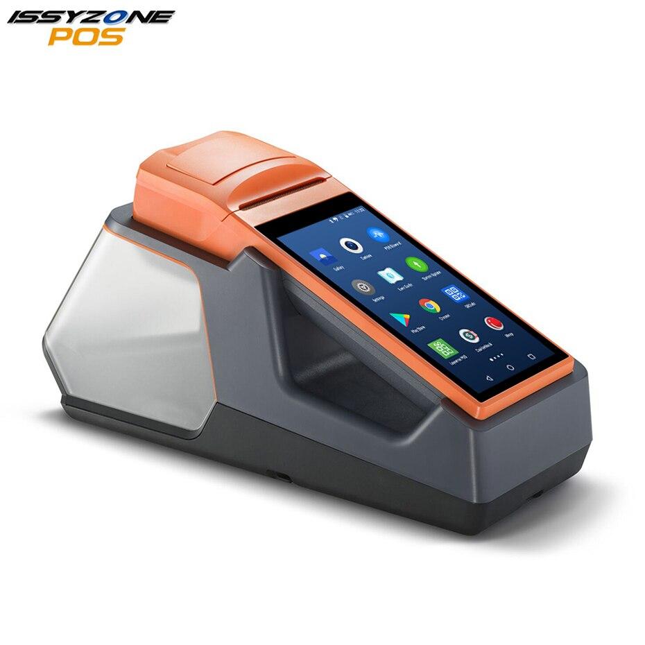 IPDA032 tela Sensível Ao Toque de 5.5 Polegada 3G Android Mini Máquina POS Terminal Portátil com Bluetooth Wi-fi Térmica Mini POS impressora