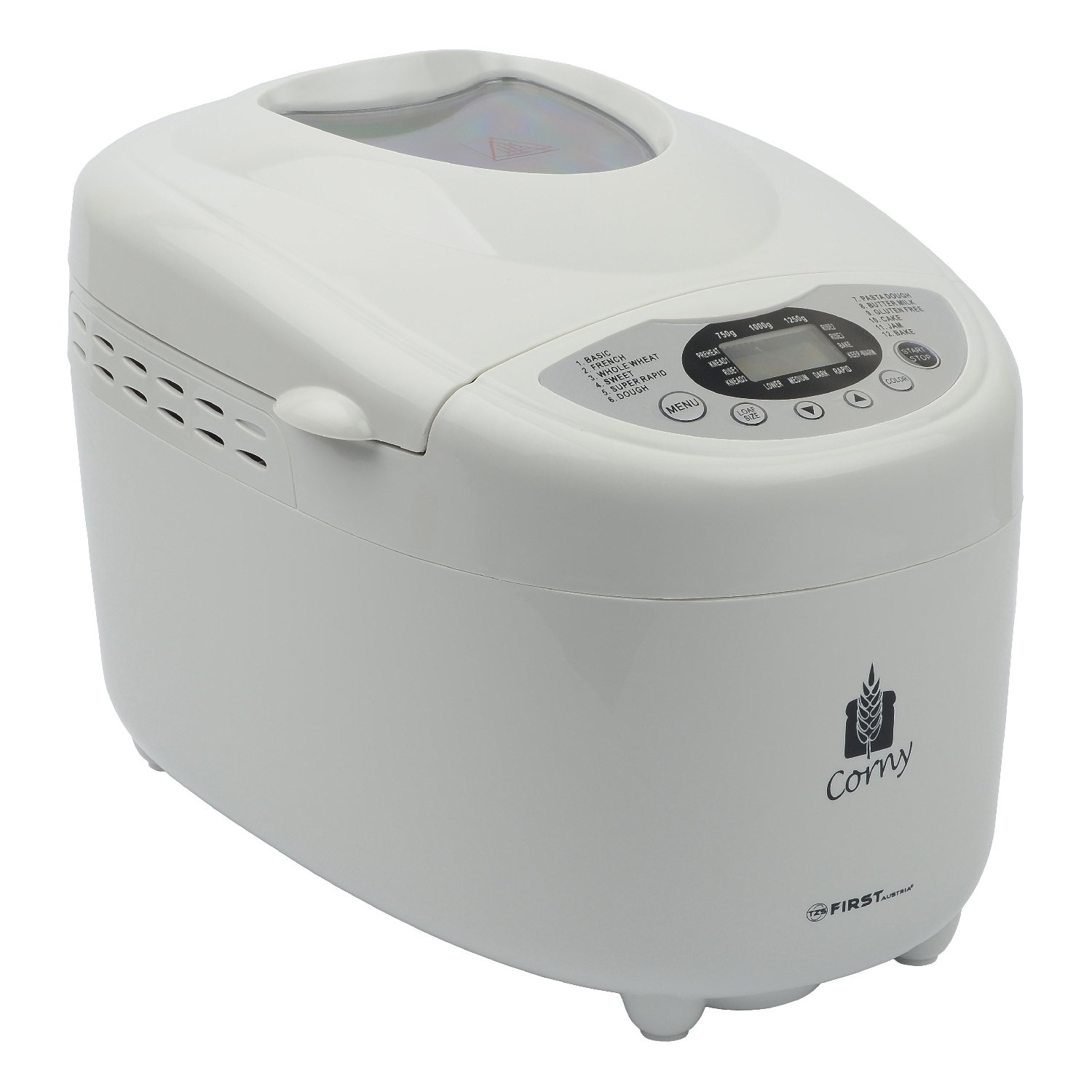 The bread maker FIRST FA-5152-WI хлебопечка first fa 5152 3 white