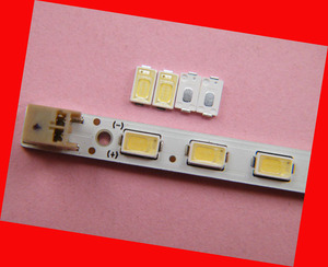 Image 2 - 200 sztuk/partia do naprawy Samsung LG LCD TV z podświetleniem LED, artykuł lampa LED SMD 5630 6 V zimny biały dioda elektroluminescencyjna