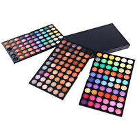 120/180 Color Eyeshadow Palette Shimmer and Matte Nude Makeup Eyeshadow Palette Cosmetic Eye Shadow Palette