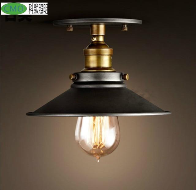Loft Edison Vintage Ceiling Lamp Fixture Retro Kitchen Ceiling - Retro kitchen ceiling lights