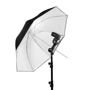 "Image 4 - Godox 33"" 84cm Translucent Black White Umbrella Double Layers Reflective for Studio Flash Strobe Lighting"
