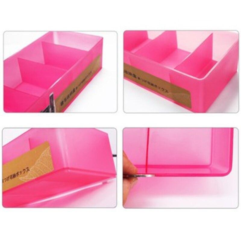 HUAMIANLI False Eyelash Organizer Holder Beauty Storage Box Makeup