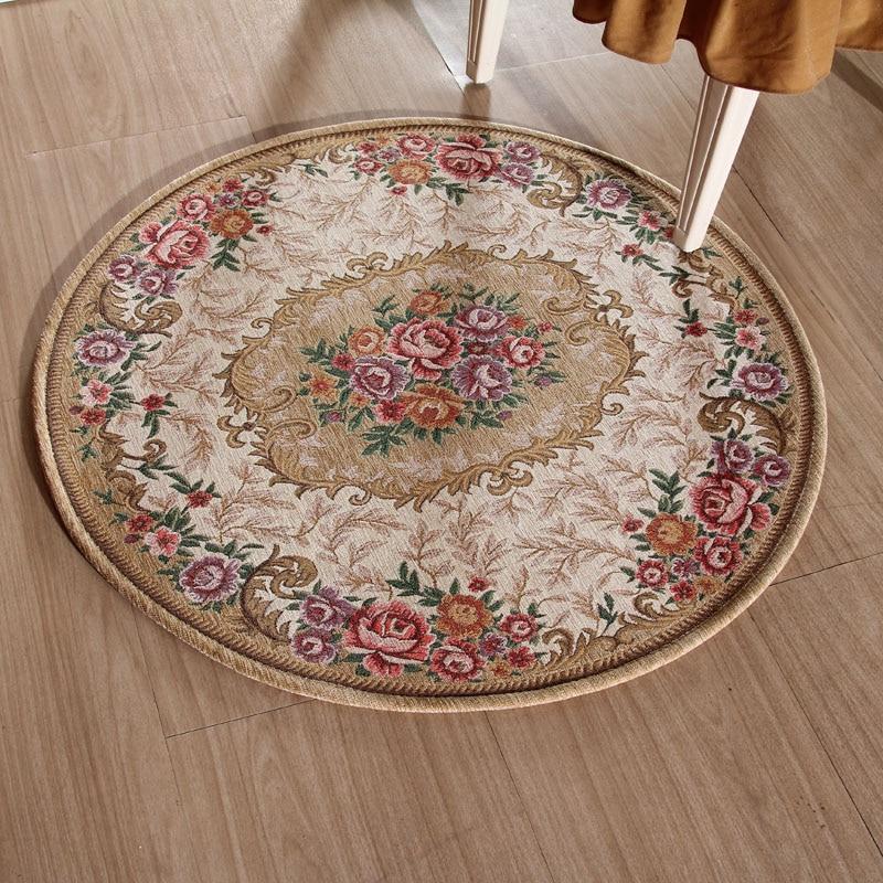 Round Carpet Rugs Vidalondon