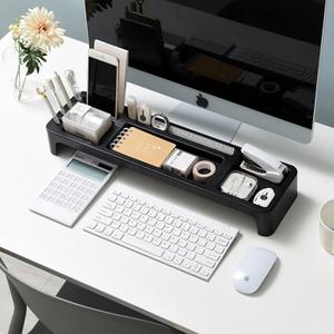 Image 2 - Creative Office Stationery Pen Holder Desk Organizer Pencil Storage Multifunctional Desk Tidy Stationary Organizer