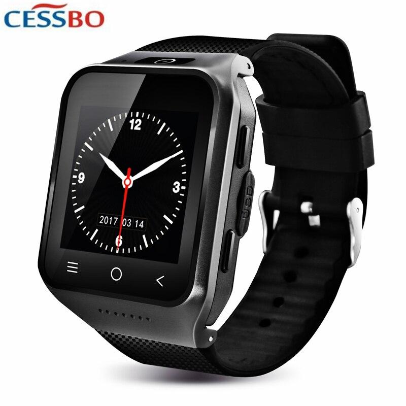 CESSBO S8 GPS montre intelligente hommes mode 3G étanche activité Tracker Bluetooth Smartwathces WIFI synchronisation téléphone appelant montre intelligente