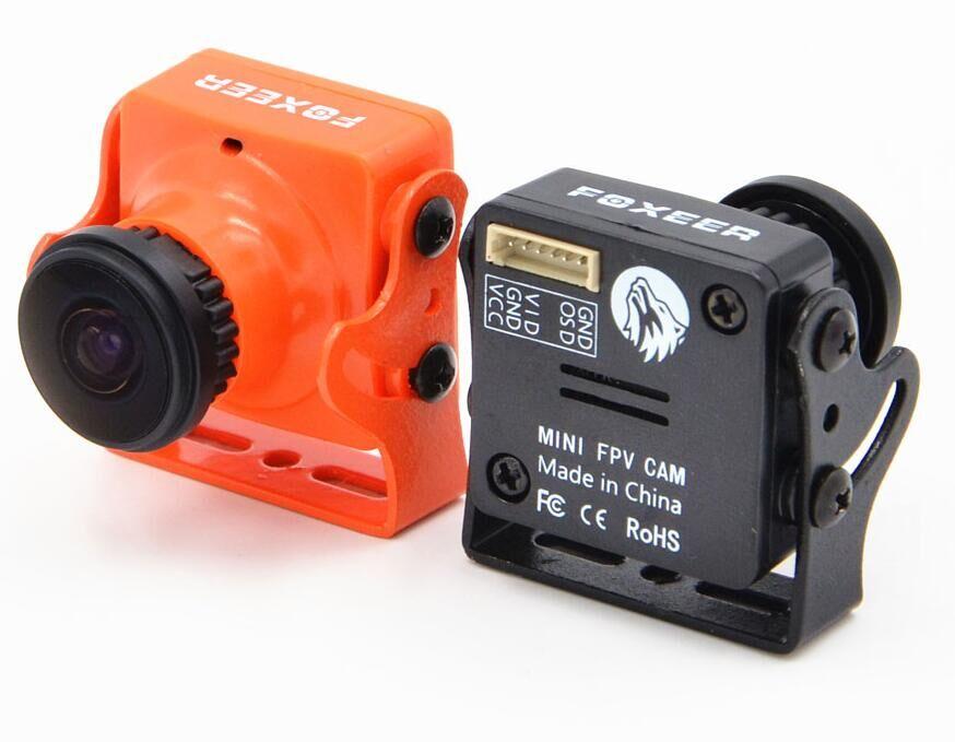 Оригинальный FOXEER ночного волка 700 ТВЛ мини-камера ночного Ультра-низкой освещенности 1/2 для fpv мини беспилотный Средняя скорость мочеиспускания-Р / Средняя скорость мочеиспускания-х / ГЕП-Техас