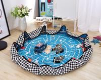 150cm Baby Soft Play Mat Game Blanket Pad Kids Play Carpet Climb Mat Crawling Mat Sundries