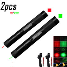 Green Laser Sight CNC Lasers Pointer Powerful device 10000m Adjustable Focus Lazer with Star Cap+Charger+18650 Battery цены онлайн