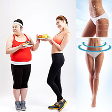 KONGDY Hot Sale Slimming Stick 100 Pieces=10 Bags Slimming Navel Sticker 5x8 cm Slim Patch Weight Loss Burning Fat Patch(China)