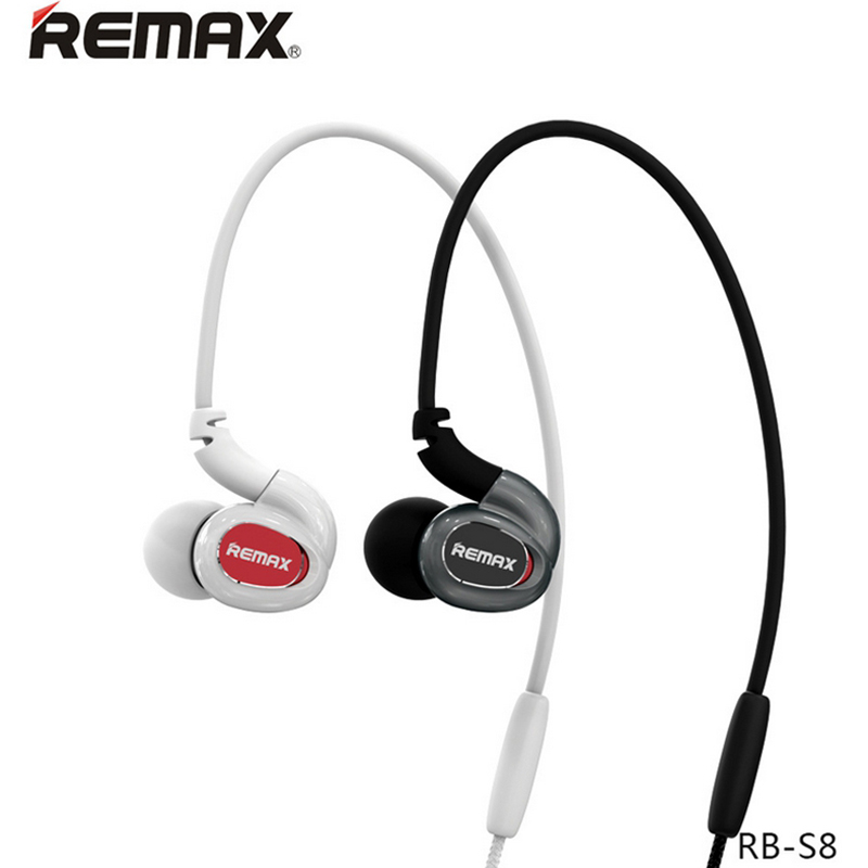 Original Remax S8 Wireless Bluetooth Earphone For iphone 7 Xiaomi mi 5 wireless earpod Sport Stereo Earbuds With Mic Auriculares remax 2 in1 mini bluetooth 4 0 headphones usb car charger dock wireless car headset bluetooth earphone for iphone 7 6s android