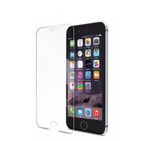 Screen Protector HD Clear Protect Film 9H 2.5D 0.26mm Premium Tempered Glass For iPhone 7 6 6S Plus 5 5S SE 5C Screen Cover