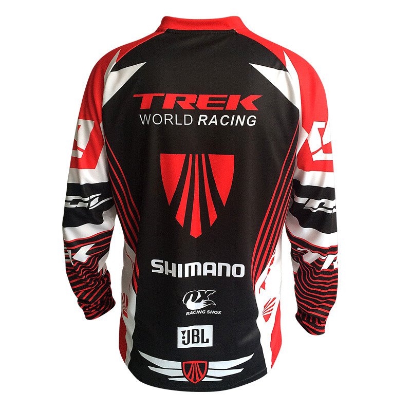 f95fcbf80 Wholesale for TREK SHIMANO motorcycle Jersey motocross MTB DH MX ...