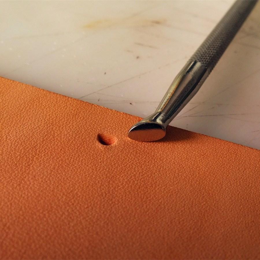 DIY Alloy Metal Leather Craft Tools Stamp Tools LS.D010