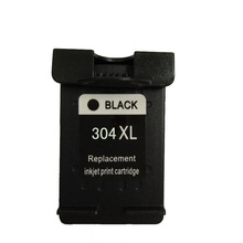 vilaxh For HP 304 Compatible Black Ink Cartridge Replacement for 304xl xl Deskjet 3700 3720 3730 3732 Printer