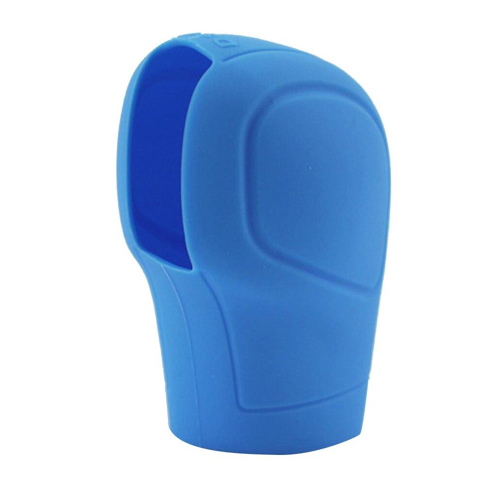 1 шт. Авто силиконовая ручка переключения передач с рукояткой ручного тормоза для украшения интерьера