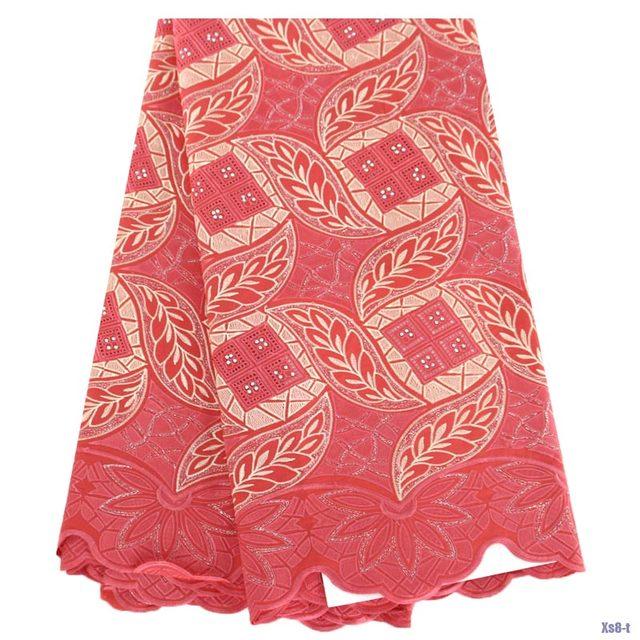 tissu africain vintage
