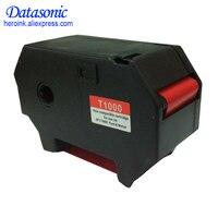 Compatible Francotyp Postalia T1000 Optimail Red Fluorescent Cassettes (3 Per Box) Replaces OEM Part # 51.0019.5301.00 (no chip)