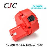 14.4 Volt 2000mAh NI-CD Power Tool Battery for MAKITA 14.4V Battery for Makita 1422,1420,192600-1, 193985-8, 194172-2