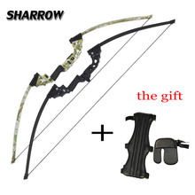 51 inch Archery Hunting Bow Right Hand 40lbs Fishing Bow CNC Alloy Riser Arcehry Hunting Straight Long Bow Outdoor Shooting fish 40lbs archery bow hunting straight longbow for outdoor practice target shooting fishing sport games slingshot tade down long bow