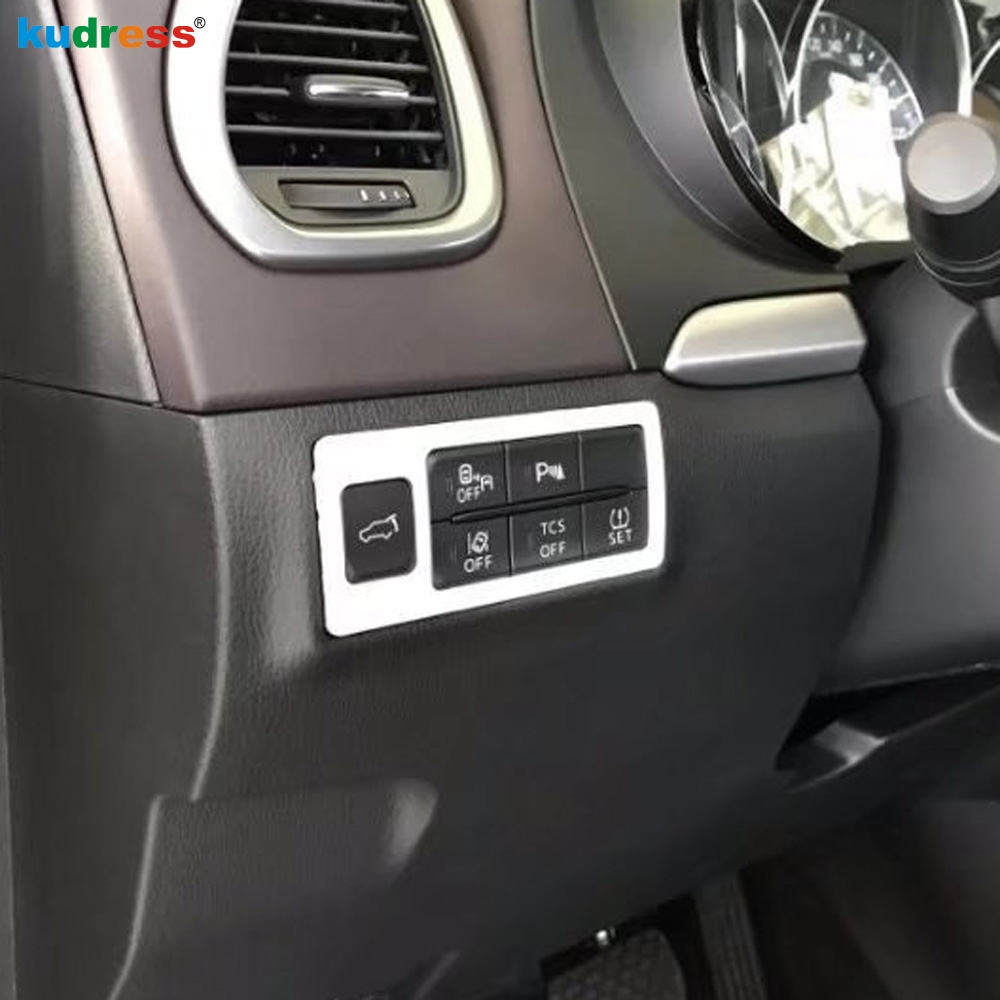 For Mazda CX9 CX 9 2016 2019 For CX 5 2017 2018 ABS Matte