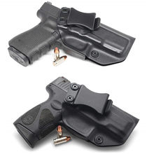Concealment kydex IWB Holster Taurus G2C GLOCK G19 G19X G23 G25 G32 G45 Gen 1 - Gen 5 Inside the Waistband Concealed Carry(China)
