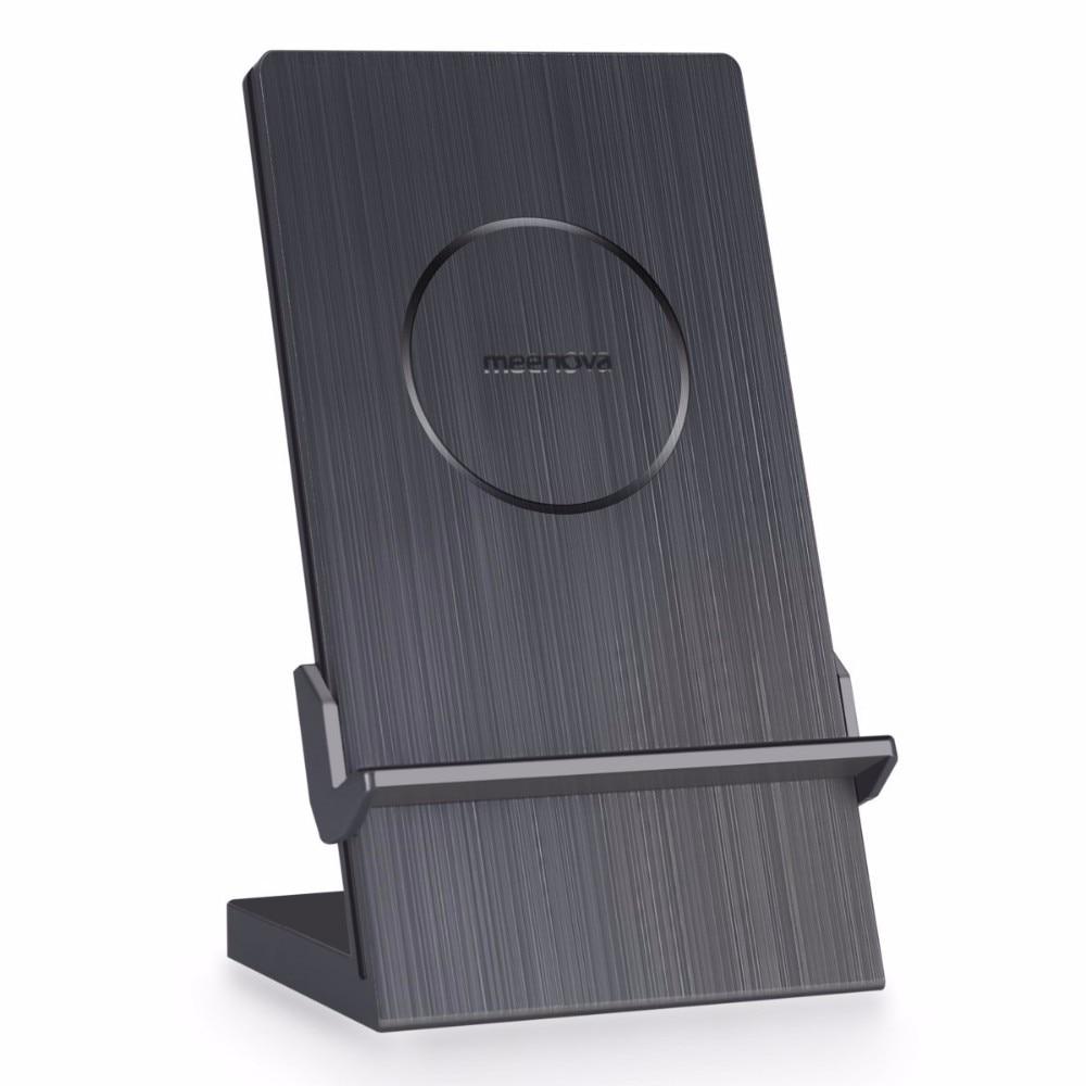 Ultimus צ ' י טעינה אלחוטית עגינה לגלקסי S6/Edge/Edge בנוסף, S5, הערה 5/4, Google Nexus 6/5/4, נקסוס 7 (2013), LG G4/G3 נוקיה