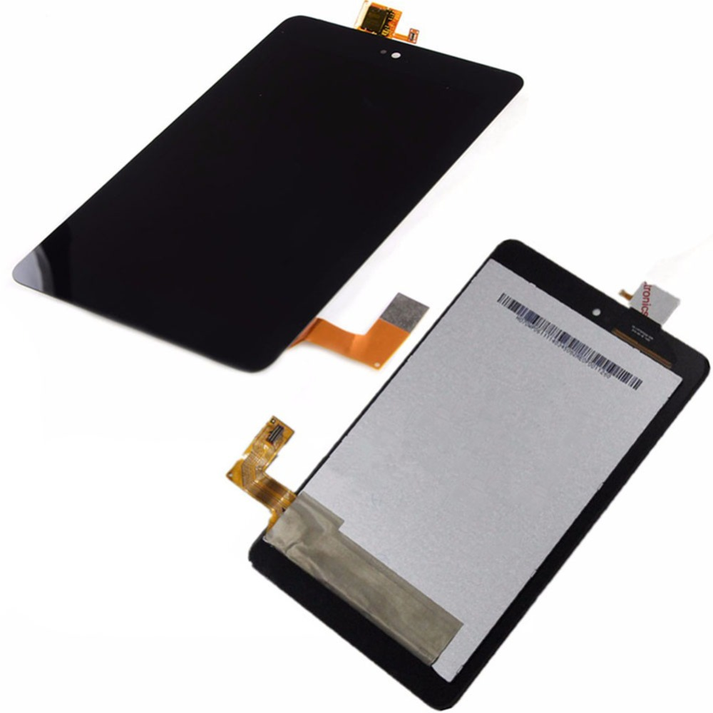 LCD Display + Touch Screen Digitizer Glass assembly replacement parts For Dell Venue 7 3740 7.0inch