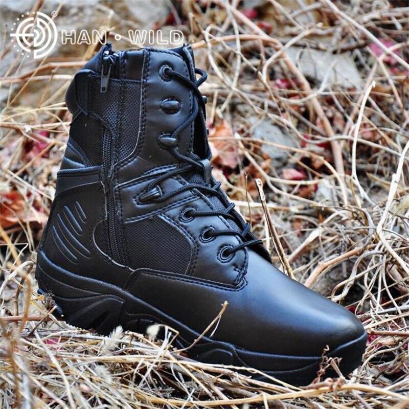 Black Black Combate Forças Sand Neve De Masculinos delta Botas Bota Hw hw Homens Das Segurança Sand Swat Sapatos Exército delta Deserto Tático Tornozelo Trabalho Especiais Militares Dos Do nxf11pCgwq