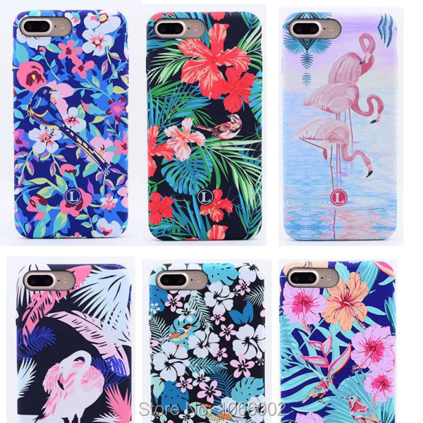 coque iphone 8 plus floral