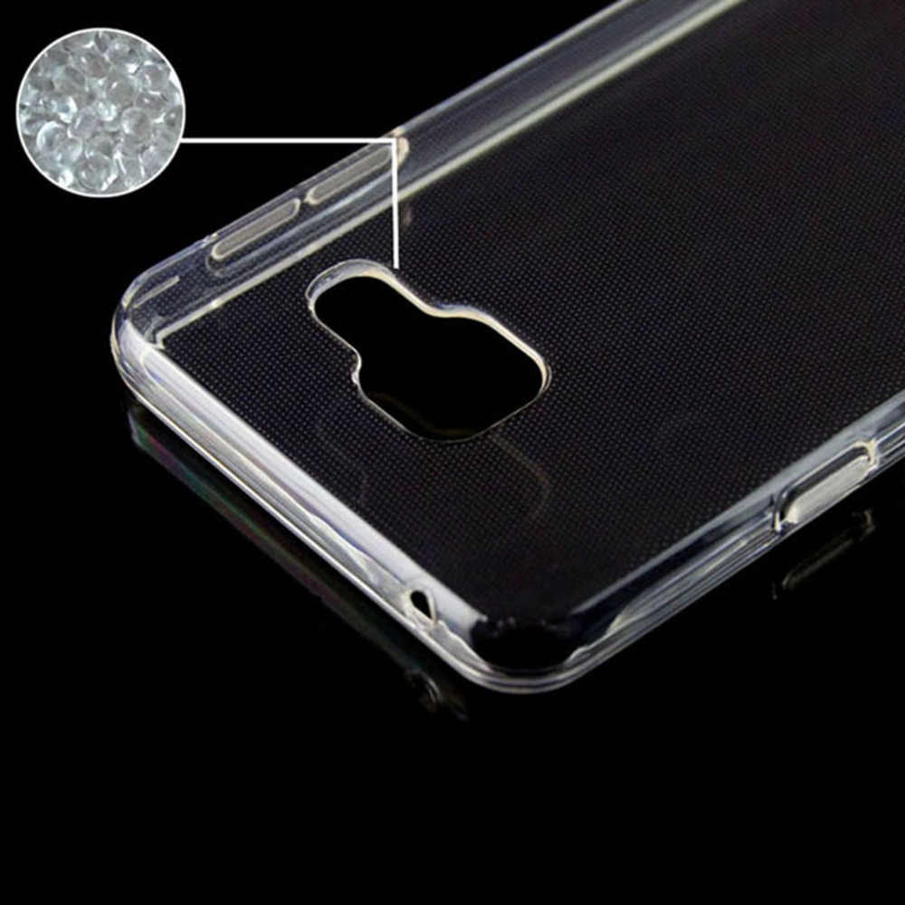 Transparente suave de TPU caso para Samsung Galaxy J1 Mini J2 primer J3 J5 J7 2017 J7 Neo de A5 2016 S3 S4 S5 S6 S7 borde S8 Plus