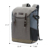 Bagsmart homens multifuncional saco da câmera dslr mochila para 15.6 laptops acessórios da câmera à prova d' água capa de chuva para canon nikon