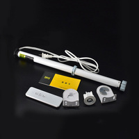 Intelligent Electric Curtain Roller Blind AC 100 240V Roller Shade Motor Blind Tubular Motor Kit Remote Control DIY Tools
