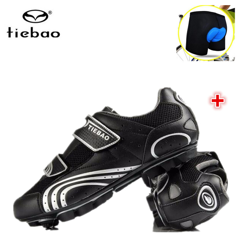 Tiebao Bicycle Shoes MTB add underwear Zapatillas Ciclismo Outdoor Self-Locking Bike Cycling Shoes Racing Athletic Bicycle Shoes tiebao professional bike cycling shoes unisex mtb mountain racing shoes waterproof athletic self locking zapatillas de ciclismo