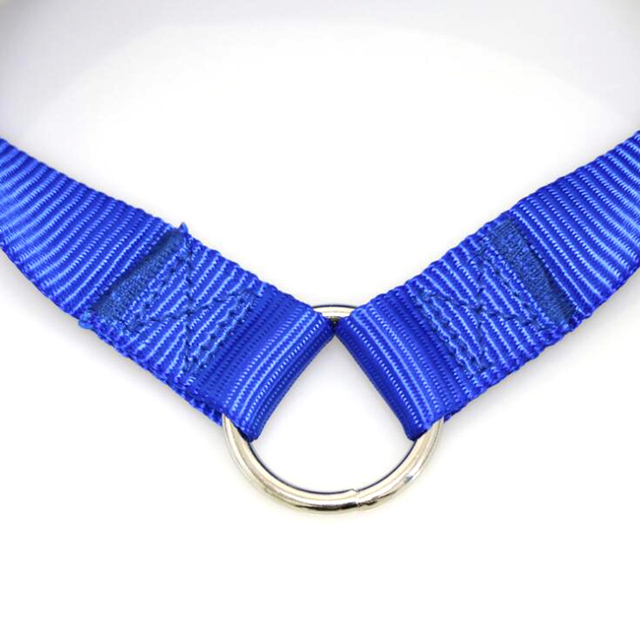 Nylon V Shape  Dual Coupler Dog Leash