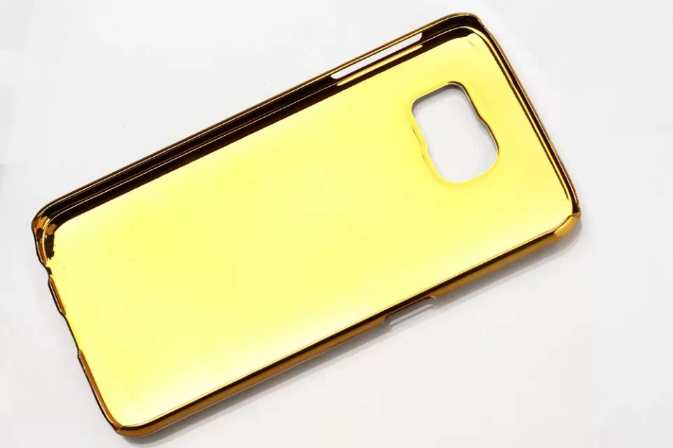 samsung galaxy s6 gold case. aliexpress.com : buy for capa de samsung galaxy s6 case luxury eletroplating football style gold cover protective phone cases bags from