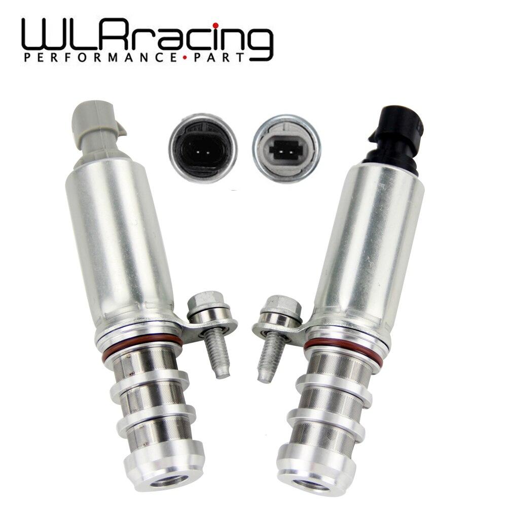 WLR RACING-2x admisión y escape levas solenoide del actuador válvula para Chevy/GM/Buick 12655420 12655421 VVS02