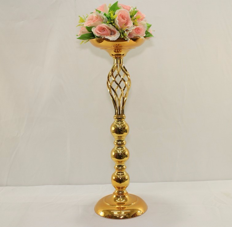 wedding flower stands for sale aliexpress buy wedding table centerpiece 61cm 24 9523