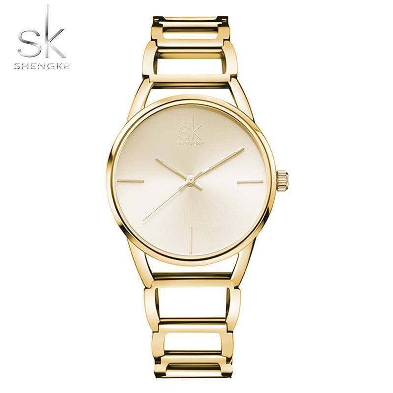 New Fashion Brand Watches Women Gold Creative Bracelet Wristwatch Ladies Dress Elegant Clock Luxury Gift Watch Montre Femme 2017 dress watches women ladies gold