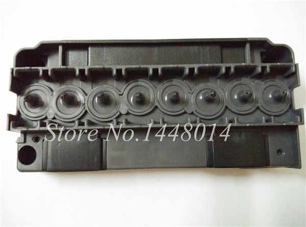 Pencetak Format Besar Allwin Manusia Wit-Warna DX5 Printhead Pelarut Sarung/Untuk Epson DX5 Kepala Tutup Manifold/ adaptor