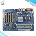Para gigabyte ga-p45t-es3g p45t-es3g originais motherboard desktop usado para intel p45 atx lga 775 para ddr3 16g sata2 usb2.0