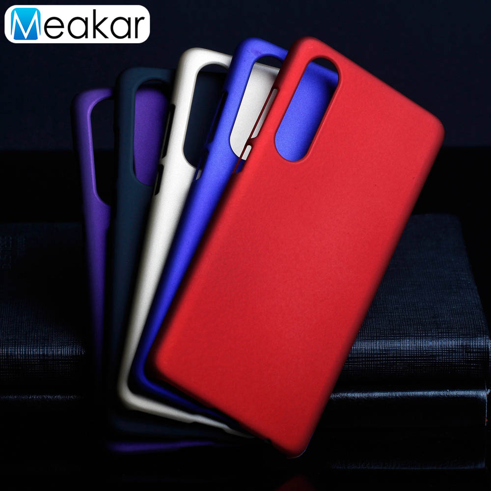 Matte Plastic Coque Cover 6.0For Huawei P30 Case For Huawei P30 ELE-L29 ELE-L09 ELE-AL00 ELE-TL00 Phone Back Coque Cover Case