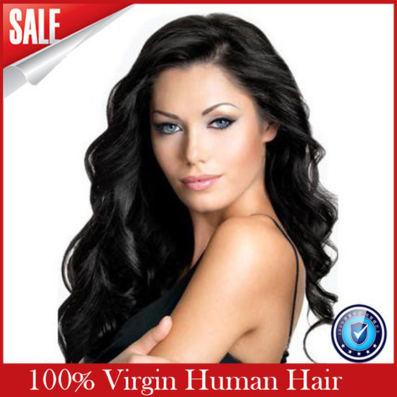 2017 Special Offer 130% Small Glueless Top Quality Brazilian Virgin Full Lace Human Hair Wigs For Black Women With Baby Front